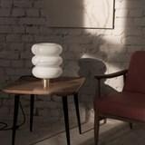Lampe de table BIBE - verre  8