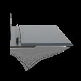 ALADA floating folding desk - Black 4