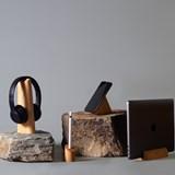 Risco, Loma and Sima Desk Accessories Combo - Oak 7