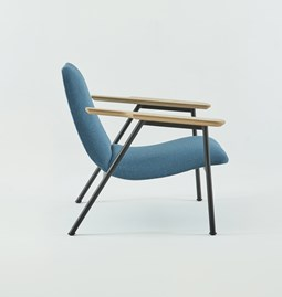 PLUME armchair - Oak