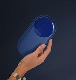 LAGO Vide poche - bleu