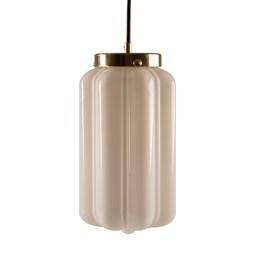Pendant Light Opaline Deco - Glass
