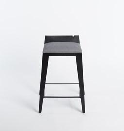 Tabouret om16.1 - frêne noir/carbon
