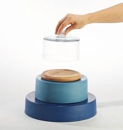 Service de table Totem - modèle Antoinette - grès