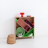 SANDBOX cabinet   oak 2