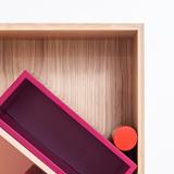 SANDBOX cabinet   oak 3