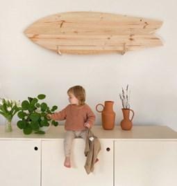 Surfboard - pine