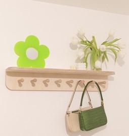 MIMOSA Peg shelf large model
