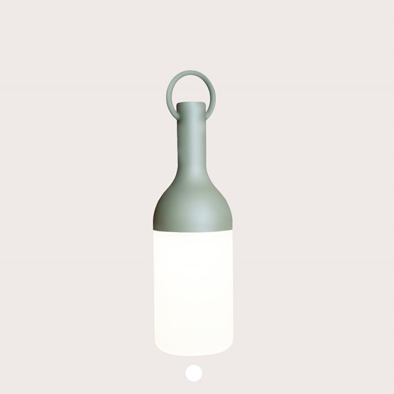 LAMPE NOMADE ELO - KAKI - Design : Bina Baitel