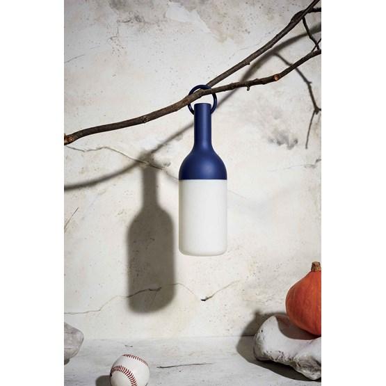 LAMPE NOMADE ELO - BLEU - Design : Bina Baitel
