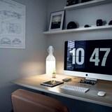 ELO outdoor lamp - white 2