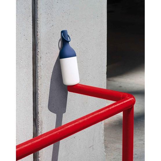 Duo de lampes nomades  BABY ELO - BLEU - Design : Bina Baitel