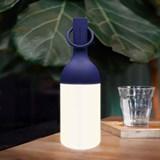 Duo de lampes nomades  BABY ELO - bleu 5