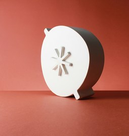 Saladier en céramique - UltraBold - blanc