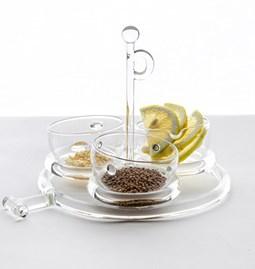 Sauce boat - Sio2 - Glass tableware