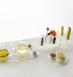 Service de table - Sio2 - verre