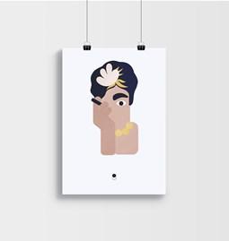 FRIDA - Affiche