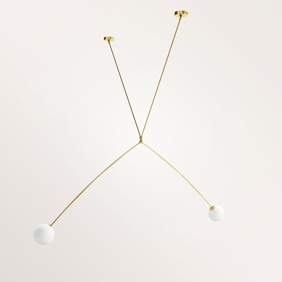 Suspension ATHOS - Design : Gobo Lights