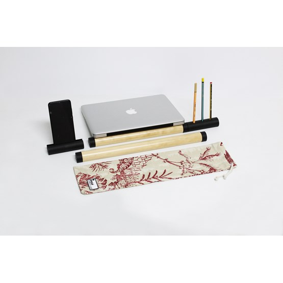 IMAN workstation - Squares set - Design : Hugi.r