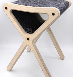 Tabouret Tabcord - JEANNE