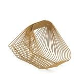 Basket Sur le Fil - gold  2