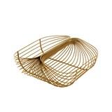 Basket Sur le Fil - gold  3