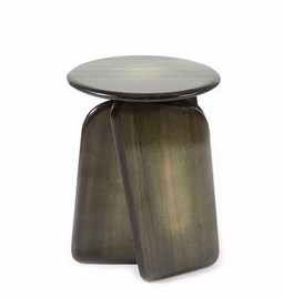 Vent Contraire green stool