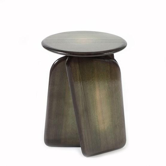 Tabouret Vent Contraire vert - Design : Brichet Ziegler