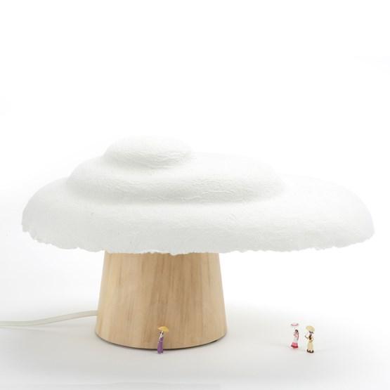 Lampe de table Léger Nuage - Design : Brichet Ziegler