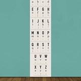 Alphabet guide wallpaper 4