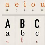 Alphabet guide wallpaper 5