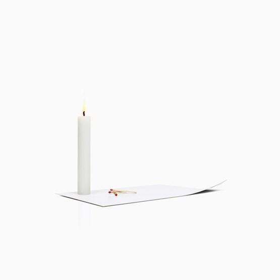CANDLE IN THE WIND Candlestick - Designerbox - Design : Kazuhiro Yamanaka
