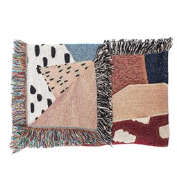 Collage throw