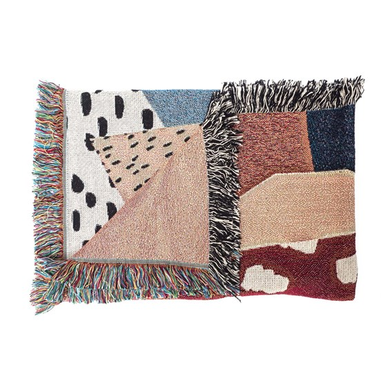 COLLAGE throw  - Design : Coco Brun