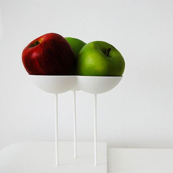 OFNI fruit basket - Design : Mala Leche Design