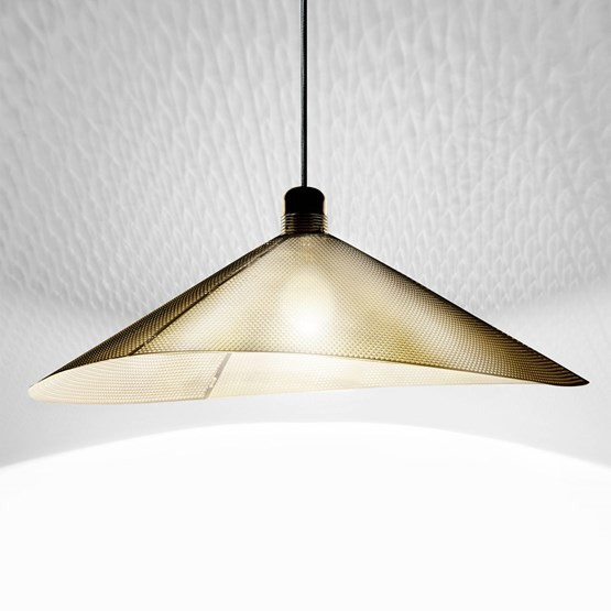 CYMBAL large lampshade - Design : Giulio Parini