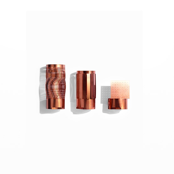 RITUALIS S03 candle holder  - Design : Giulio Parini