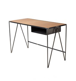 black STUDY Desk