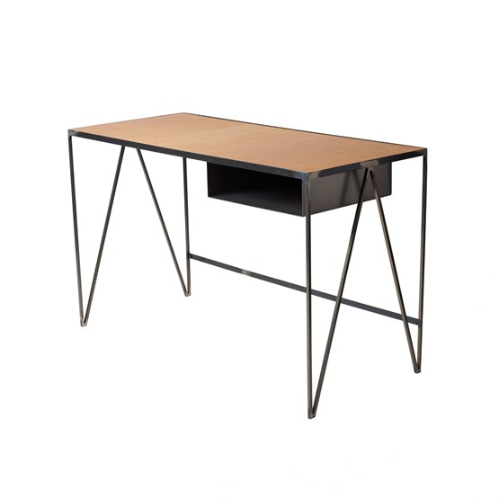 black STUDY Desk - Design : And New