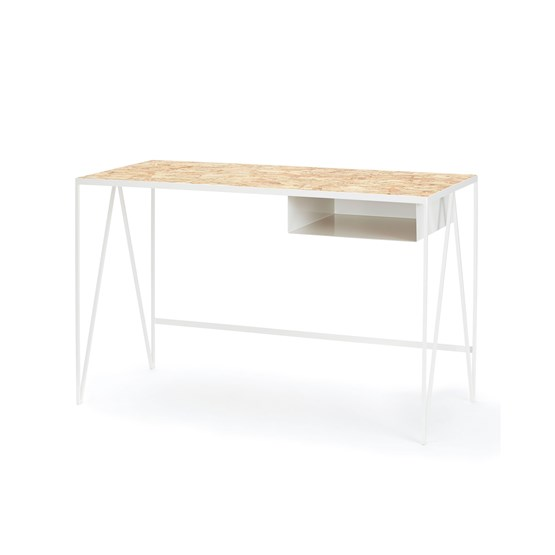 Bureau STUDY blanc - Design : And New