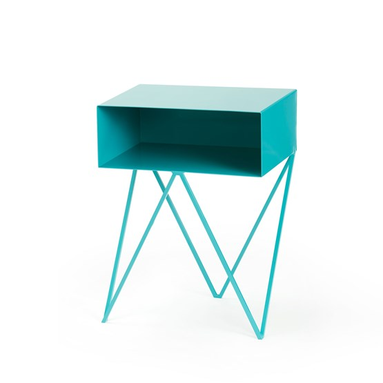 ROBOT side table - Turquoise - Design : And New