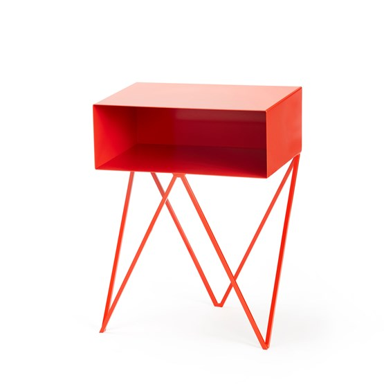 ROBOT side table - Red  - Design : And New