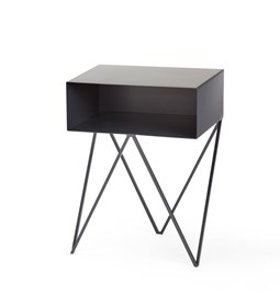 ROBOT side table - Black