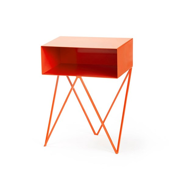 Orange ROBOT side table  - Copy - Design : And New