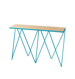 Console GIRAFFE turquoise