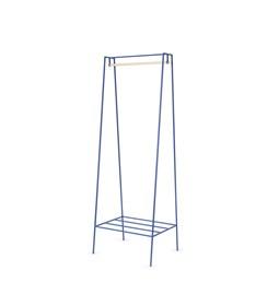"""Blue """"A"""" clothes rail"""
