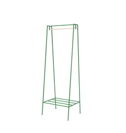 """A"" clothes rail - Green"
