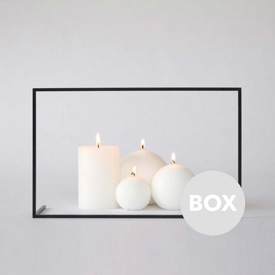 Cadre FRAME X - Box 25 - Design : Ron Gilad