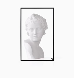 FRAME X sculpture - Designerbox