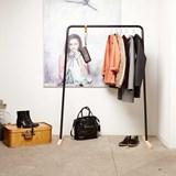 HÄNK Coat hanger - black 2